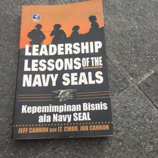 Leadership of the Navy Seal