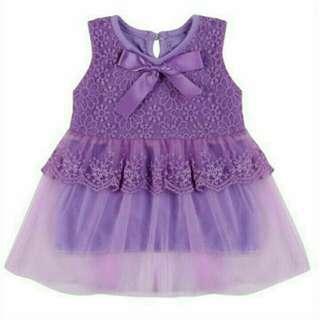 Baby Girl princess tutu dress