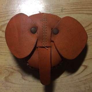 大象造型零錢包