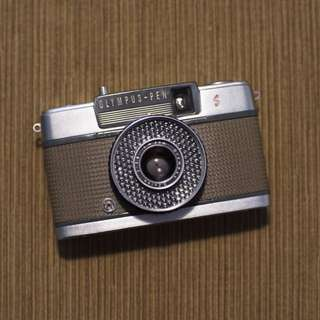Olympus Pen EES Film Half Frame Camera