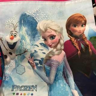 Disney Frozen Drawstring Bag