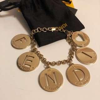 FENDI Identification Bracelet