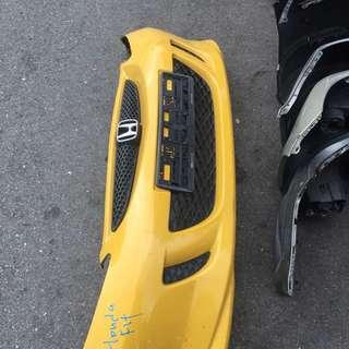 Honda Jazz bumper