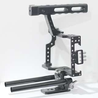 Sony A7 Series / GH4 Camera Cage