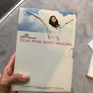 6 CD box set of Silva Mind Body Healing