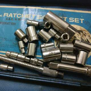 Ratchet Socket Set #Ramadan50