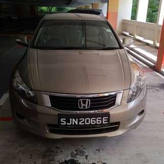 Honda Accord 2.0 Auto