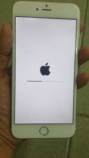 iphone 6plus 16gb gold globelocked fingrprint issue only