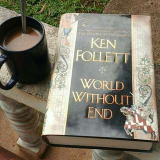 World Without End by Ken Follett (Repriced)
