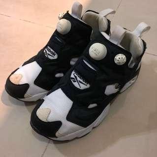 🚚 Reebox熊貓 reebox韓國限定 reebox鞋