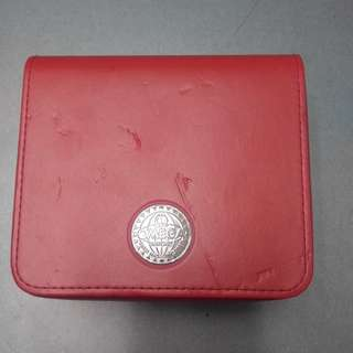 omega  watch box 有花