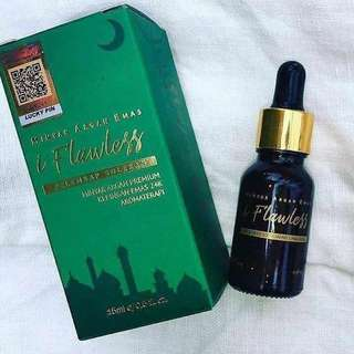 iFlawless Argan Oil