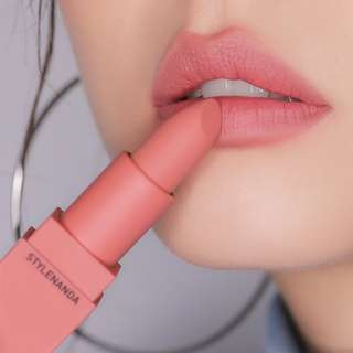 3CE New Mood Recipe Lipstick in 218. Mirrorlike