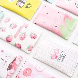 韓國趣味可愛零錢包 零食餅乾可愛拉鍊零錢包女學生 迷你包