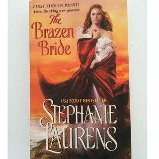 Stephanie Laurens The Brazen Bride English Romance Pocketbook