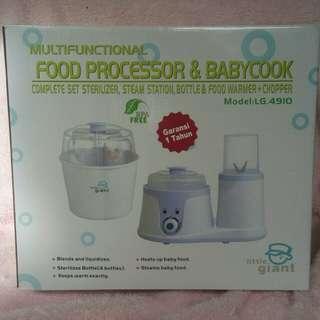 Little Giant Food Processor & Babycook