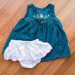 KIKO Girl 👧🏻Jeans Dress