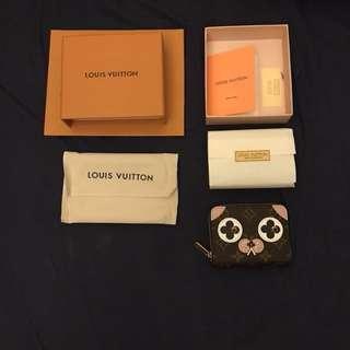 [100%全新]Louis Vuitton Zippy Coin Purse M62310