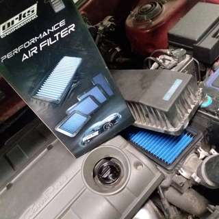 Works Air Cleaner for Campro Engine