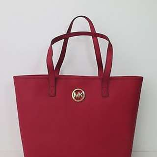 Authentic MK Large Tote Bag