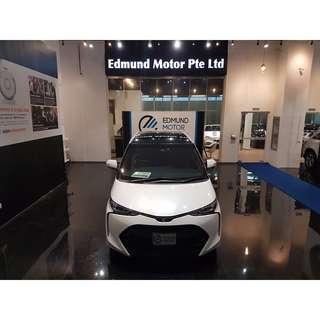 Toyota ESTIMA AERAS (8 SEATER)