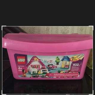 Lego Pink Brick Box 5560