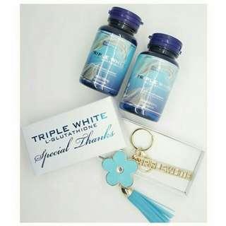 Triplewhite L-Glutathione