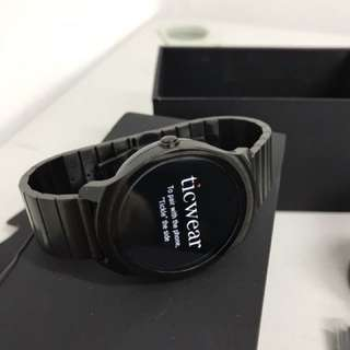 99%New Ticwatch 2 ONYX