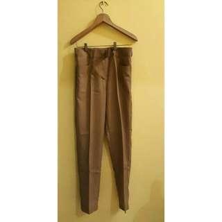 celana kerja/ celana bahan/ celana panjang/ celana cino/ celana kulot