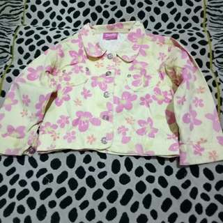 Jacket Bunga Barbie
