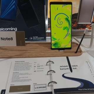 Samsung Note 8 Bisa Cicilan Tanpa Kartu Credit !