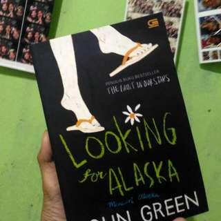 JOHN GREEN Looking For Alaska
