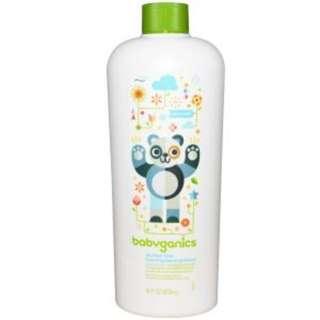 BabyGanics, The Germinator, Foaming Hand Sanitizer, Eco Refill, Alcohol Free, Fragrance Free, 16 fl oz (473 ml)