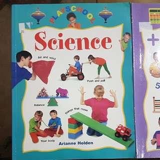 PlaySchool Maths & Playschool Science