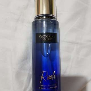 Victoria's Secrer RUSH fragrance mist