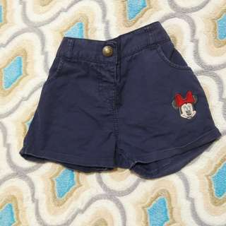 Preloved short for baby girl 12-18months bought from abroad