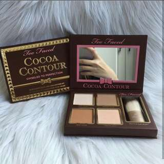 Cocoa contour too faced