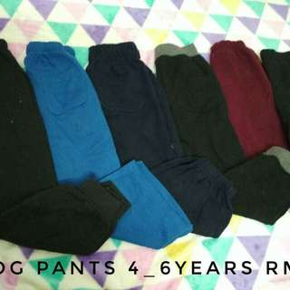 jog pants 4_5years