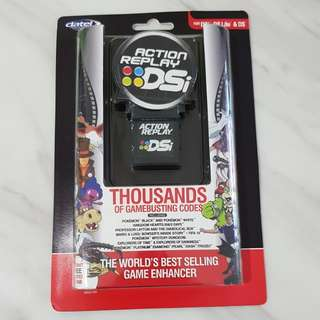 Datel Action Replay for DSi, DS Lite, DS