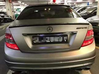 Mercedes C200 AMG SG