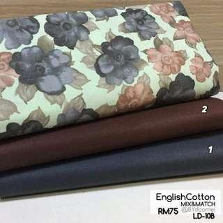 English Cotton