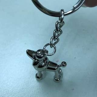 Doggie key ring