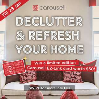 Declutter & Win this CNY!