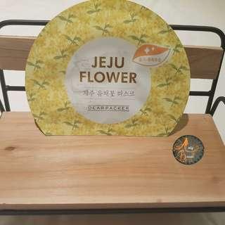 Jeju Flower Mask
