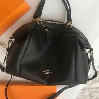 coach tivoli leather semipremium