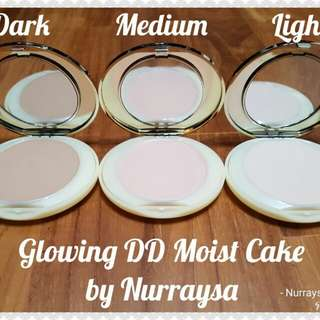 DD Moist Cake for Hijab Muslimah
