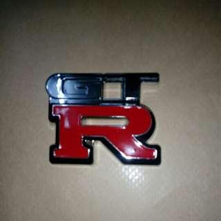 GTR car logo