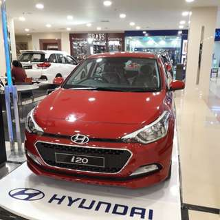 Hyundai Murah All New i-20 2017 MT