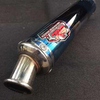 KRR150 R9 Exhaust Mugello Muffler