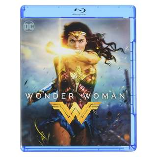 Brand New Wonder Woman blu ray disc(sealed)
